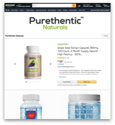 Purethentic Naturals, Boosted Commerce, Amazon Brand, Entrepreneur