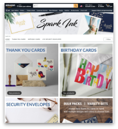 Spark Ink, Boosted Commerce, Amazon Brand, Entrepreneur